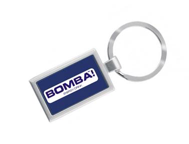 Kľúčenka-Bomba