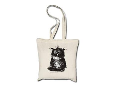 Textilná-taška-Sova