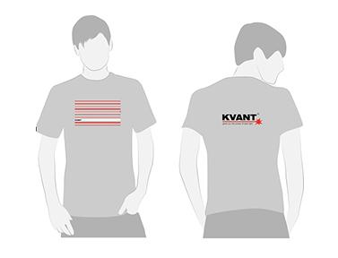 Tričko-Kvant